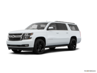 2018 Chevrolet Suburban LT | Photo 3 | Summit White