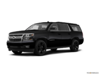 2018 Chevrolet Suburban LT | Photo 3 | Black