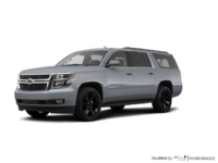 2018 Chevrolet Suburban LT | Photo 3 | Satin Steel Metallic