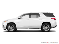 2018 Chevrolet Traverse HIGH COUNTRY | Photo 1 | Summit White