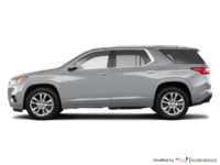 2018 Chevrolet Traverse HIGH COUNTRY | Photo 1 | Silver Ice Metallic