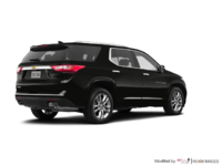 2018 Chevrolet Traverse HIGH COUNTRY | Photo 2 | Mosaic Black Metallic