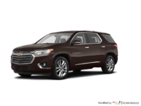 2018 Chevrolet Traverse HIGH COUNTRY | Photo 3 | Havana metallic