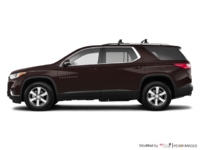 2018 Chevrolet Traverse LT TRUE NORTH | Photo 1 | Havana metallic