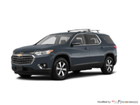2018 Chevrolet Traverse LT TRUE NORTH | Photo 3 | Graphite Metallic
