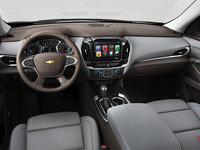 2018 Chevrolet Traverse LT TRUE NORTH | Photo 3 | Dark Atmosphere/Medium Ash Grey Perforated Leather