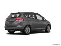 2018 Ford C-MAX HYBRID SE | Photo 2 | Magnetic Metallic