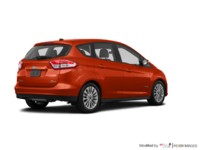 2018 Ford C-MAX HYBRID SE | Photo 2 | Hot Pepper Red Tinted Clearcoat
