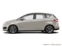 2018 Ford C-MAX HYBRID TITANIUM | Photo 1 | White Gold