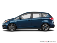 2018 Ford C-MAX HYBRID TITANIUM | Photo 1 | Blue