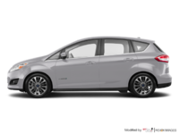 2018 Ford C-MAX HYBRID TITANIUM | Photo 1 | Ingot Silver Metallic