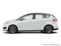 2018 Ford C-MAX HYBRID TITANIUM | Photo 1 | Oxford White