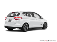 2018 Ford C-MAX HYBRID TITANIUM | Photo 2 | White Platinum Metallic Tri-Coat