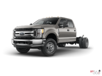 2018 Ford Chassis Cab F-350 XLT | Photo 1 | Stone Gray