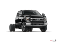 2018 Ford Chassis Cab F-350 XLT | Photo 3 | Shadow Black