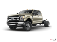2018 Ford Chassis Cab F-350 XLT | Photo 1 | White Gold