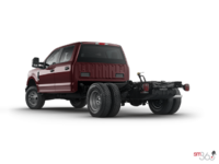 2018 Ford Chassis Cab F-350 XLT | Photo 2 | Magma Red