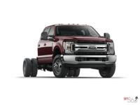 2018 Ford Chassis Cab F-350 XLT | Photo 3 | Magma Red