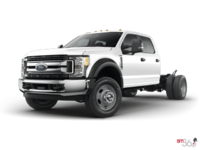 2018 Ford Chassis Cab F-450 XLT | Photo 1 | Oxford White