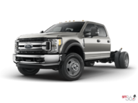 2018 Ford Chassis Cab F-450 XLT | Photo 1 | Stone Gray