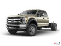 2018 Ford Chassis Cab F-450 XLT | Photo 1 | White Gold