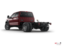 2018 Ford Chassis Cab F-450 XLT | Photo 2 | Magma Red