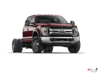 2018 Ford Chassis Cab F-450 XLT | Photo 3 | Magma Red