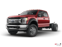 2018 Ford Chassis Cab F-450 XLT | Photo 1 | Ruby Red