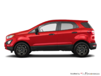2018 Ford Ecosport S | Photo 1 | Race Red