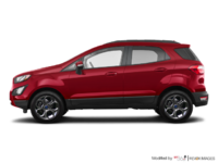 2018 Ford Ecosport SES | Photo 1 | Ruby Red Metallic
