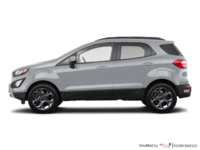 2018 Ford Ecosport SES | Photo 1 | Moondust Silver