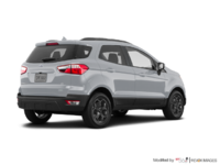 2018 Ford Ecosport SES | Photo 2 | Moondust Silver