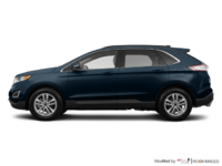 2018 Ford Edge SEL | Photo 1 | blue metallic