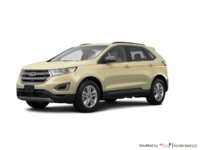 2018 Ford Edge SEL | Photo 3 | White Gold