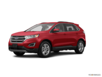 2018 Ford Edge SEL | Photo 3 | Ruby Red Metallic Tinted Clearcoat