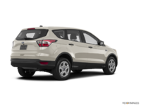 2018 Ford Escape S | Photo 2 | White Gold