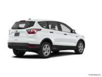 2018 Ford Escape S | Photo 2 | Oxford White