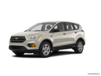 2018 Ford Escape S | Photo 3 | White Gold