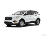 2018 Ford Escape S | Photo 3 | Oxford White