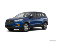 2018 Ford Escape S | Photo 3 | Blue Lightning