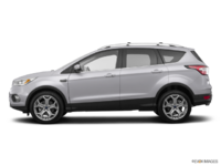 2018 Ford Escape TITANIUM | Photo 1 | Ingot silver