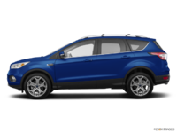 2018 Ford Escape TITANIUM | Photo 1 | Blue Lightning