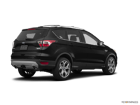 2018 Ford Escape TITANIUM | Photo 2 | Shadow Black