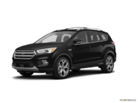 2018 Ford Escape TITANIUM | Photo 3 | Shadow Black
