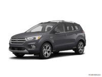 2018 Ford Escape TITANIUM | Photo 3 | Magnetic