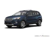 2018 Ford Escape TITANIUM | Photo 3 | blue metallic