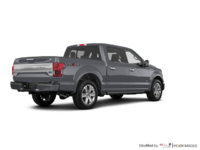 2018 Ford F-150 PLATINUM | Photo 2 | Magnetic