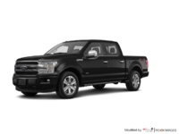 2018 Ford F-150 PLATINUM | Photo 3 | Shadow Black