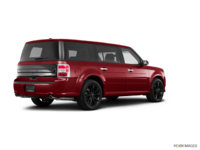 2018 Ford Flex SEL | Photo 2 | Ruby Red