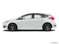2018 Ford Focus Hatchback SE | Photo 1 | Oxford White